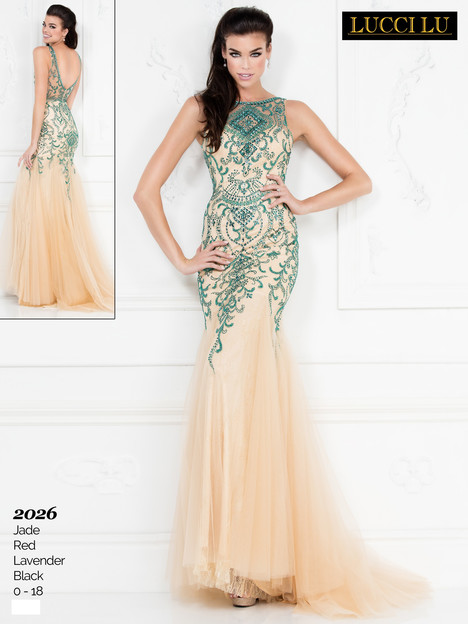 2026 Prom                                             dress by Lucci Lu