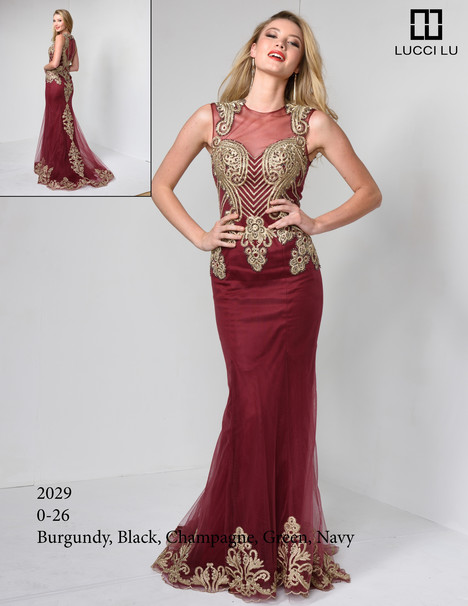 2029 Prom                                             dress by Lucci Lu