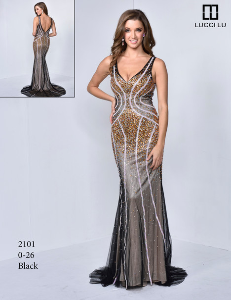 2101 Prom                                             dress by Lucci Lu