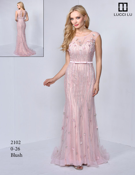 2102 Prom                                             dress by Lucci Lu