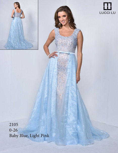 2105 Prom                                             dress by Lucci Lu