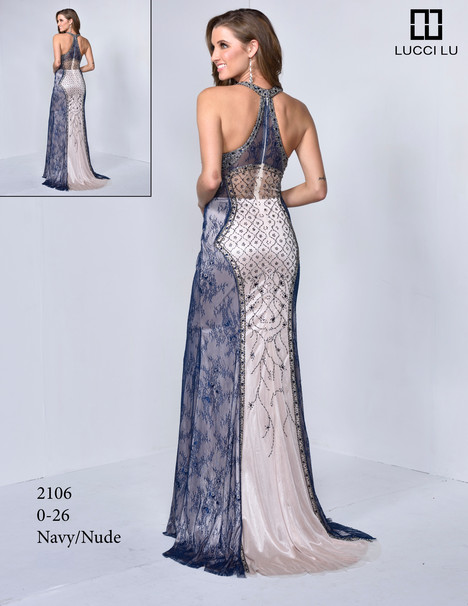 2106 Prom                                             dress by Lucci Lu