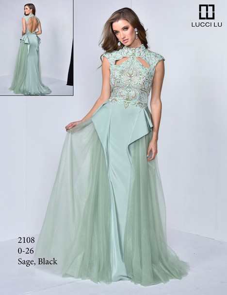 2108 Prom                                             dress by Lucci Lu