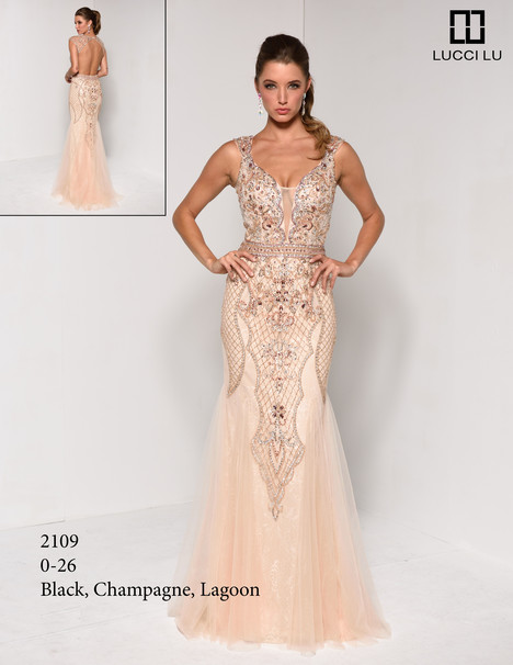 2109 Prom                                             dress by Lucci Lu