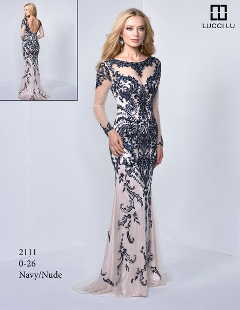 2111 Prom dress by Lucci Lu