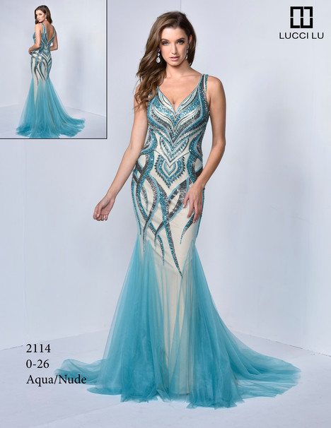 2114 Prom                                             dress by Lucci Lu