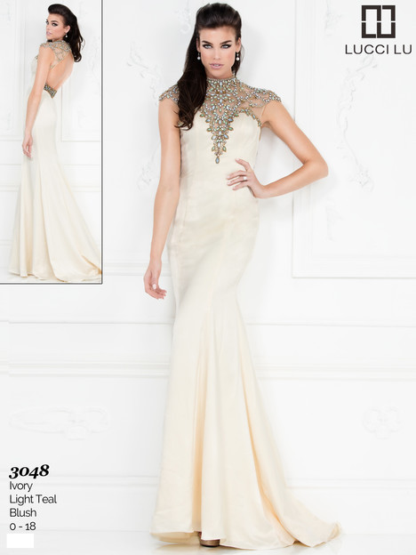 3048 Prom                                             dress by Lucci Lu