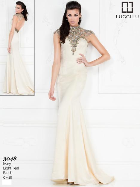 3048 Prom                                             dress by Lucci Lu