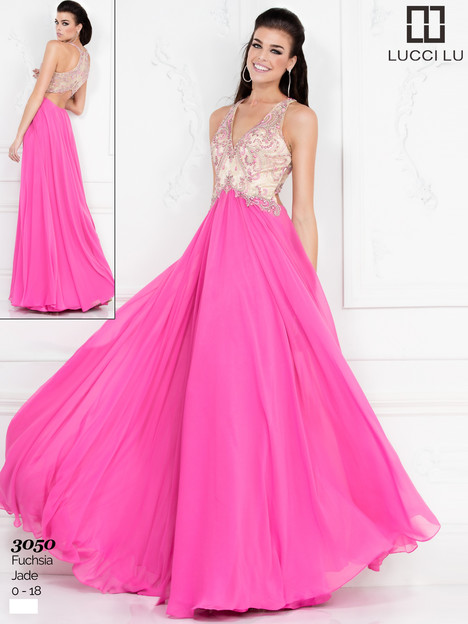 3050 gown from the 2017 Lucci Lu collection, as seen on dressfinder.ca