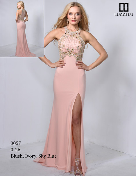 3057 Prom                                             dress by Lucci Lu