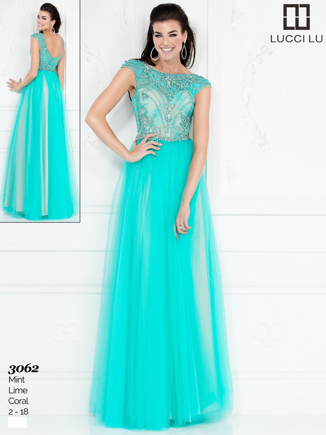 3062 Prom                                             dress by Lucci Lu