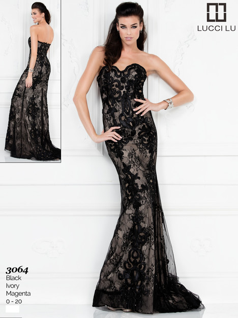 3064 Prom                                             dress by Lucci Lu