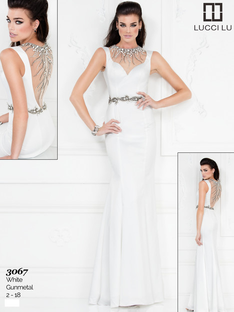 3067 Prom                                             dress by Lucci Lu