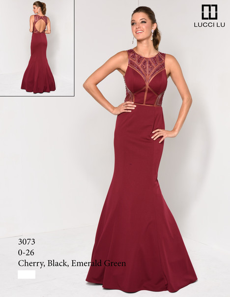 3073 Prom                                             dress by Lucci Lu