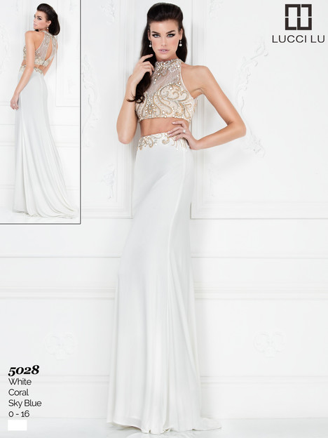 5028 gown from the 2017 Lucci Lu collection, as seen on dressfinder.ca