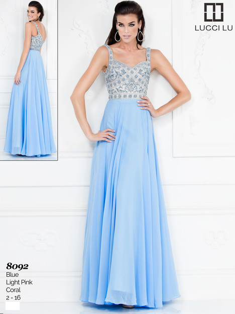 8092 gown from the 2017 Lucci Lu collection, as seen on dressfinder.ca