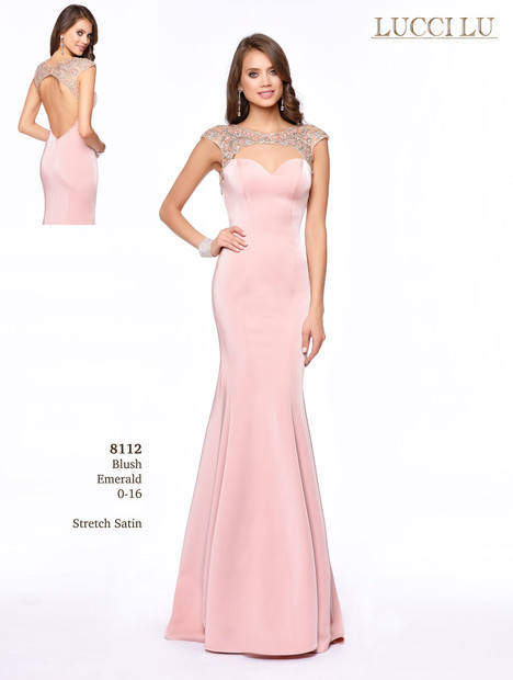 8112 Prom                                             dress by Lucci Lu