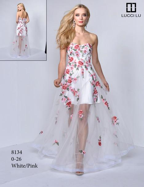 8134 Prom                                             dress by Lucci Lu
