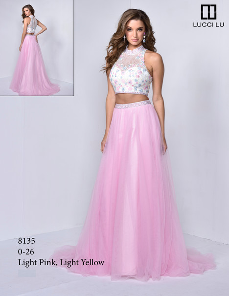 8135 Prom                                             dress by Lucci Lu