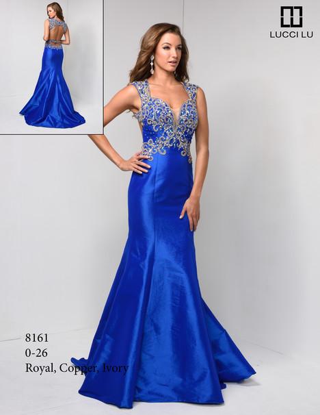 8161 Prom                                             dress by Lucci Lu