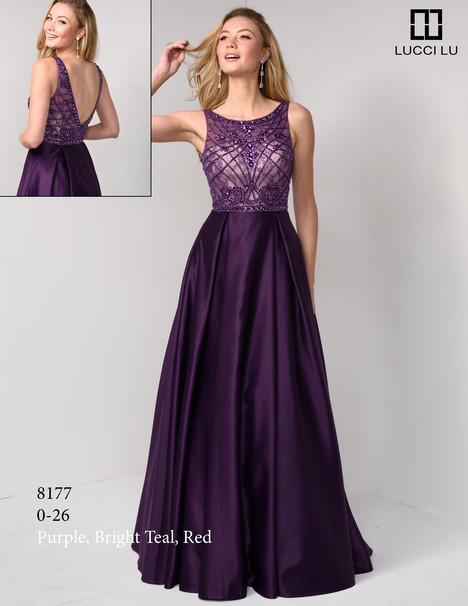 8177 Prom                                             dress by Lucci Lu