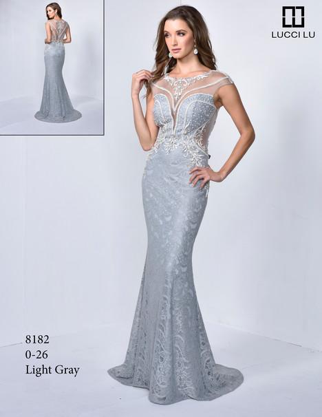 8182 Prom                                             dress by Lucci Lu