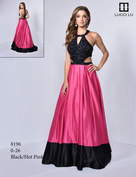 8196 Prom                                             dress by Lucci Lu