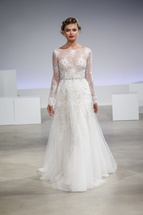 Claire Wedding                                          dress by Anne Barge