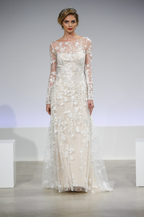 Eaton Wedding                                          dress by Anne Barge