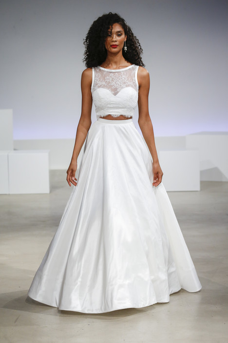 Brice Wedding                                          dress by Blue Willow by Anne Barge