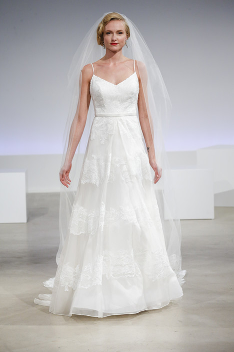 Edie Wedding                                          dress by Blue Willow by Anne Barge