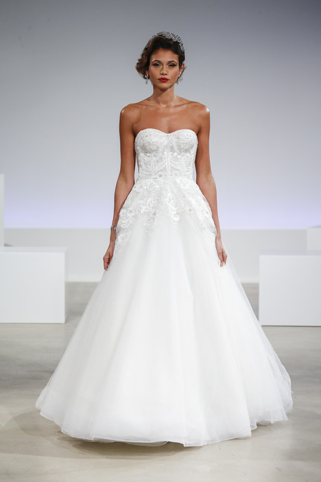 Eleanor Wedding                                          dress by Blue Willow by Anne Barge