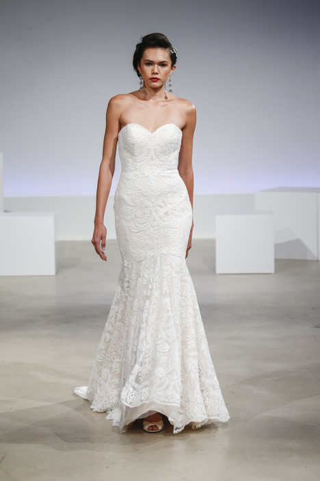 Finlay Wedding                                          dress by Blue Willow by Anne Barge
