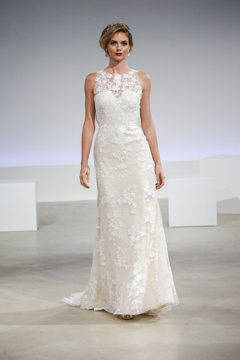 Flora Wedding                                          dress by Blue Willow by Anne Barge