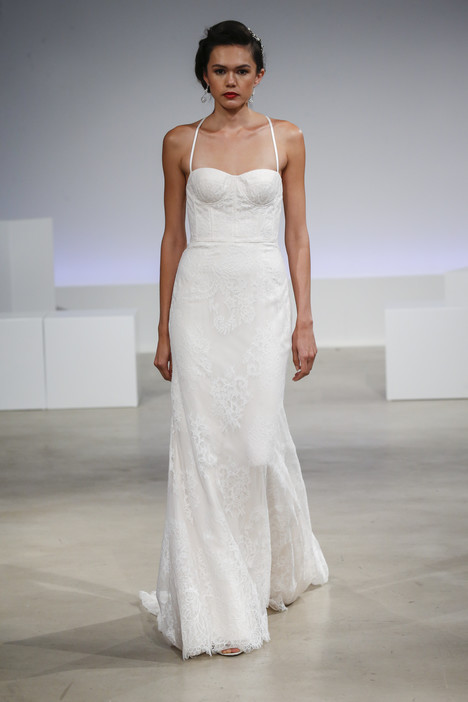 Goldie Wedding                                          dress by Blue Willow by Anne Barge
