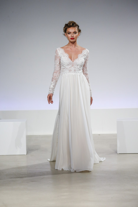 Lena Wedding                                          dress by Blue Willow by Anne Barge
