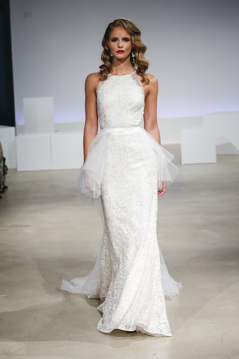 Mazie Wedding                                          dress by Blue Willow by Anne Barge