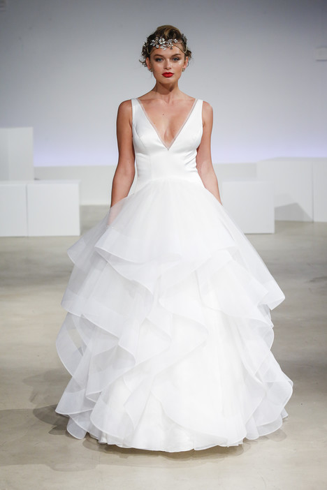 Roxie Wedding                                          dress by Blue Willow by Anne Barge
