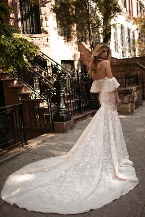 17-102 (back) Wedding                                          dress by Berta Bridal