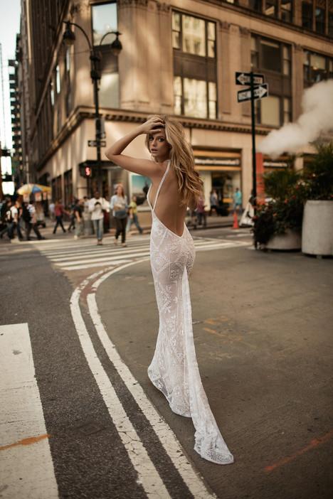 17-107 (back) Wedding                                          dress by Berta Bridal