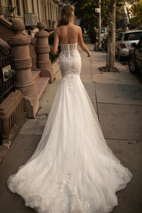17-110 (back) Wedding                                          dress by Berta Bridal