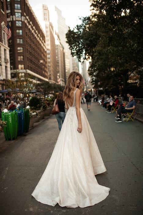 17-111 (back) Wedding                                          dress by Berta Bridal