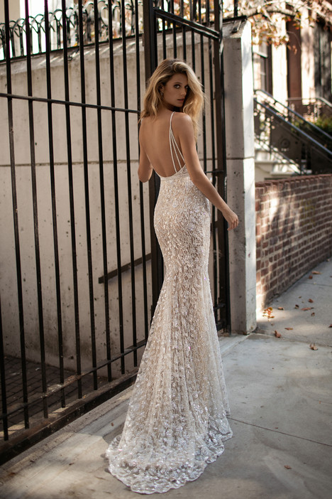 17-130 (back) Wedding                                          dress by Berta Bridal