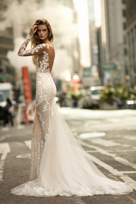 17-144 (back) Wedding                                          dress by Berta Bridal
