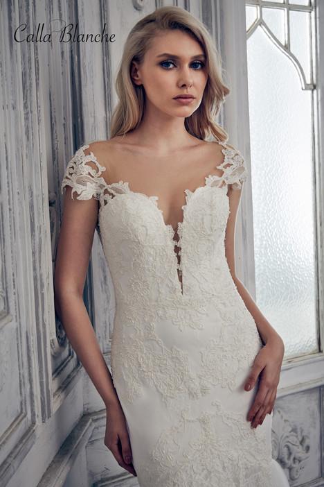 17101 Wedding                                          dress by Calla Blanche