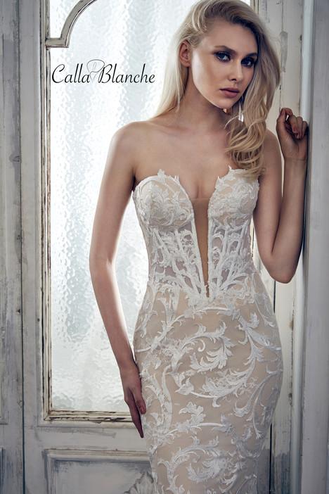 17102 Wedding                                          dress by Calla Blanche