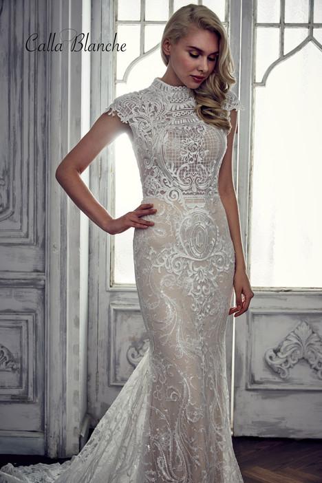 17104 Wedding                                          dress by Calla Blanche