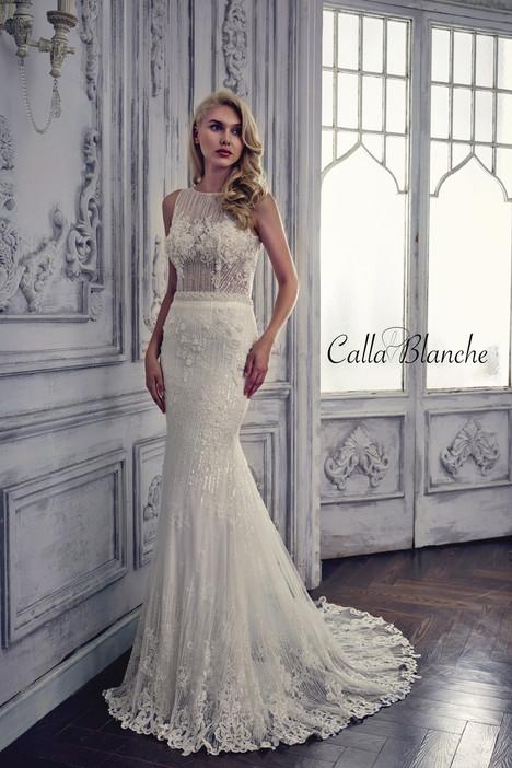 17106 Wedding                                          dress by Calla Blanche