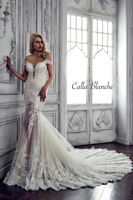 17109 Wedding                                          dress by Calla Blanche