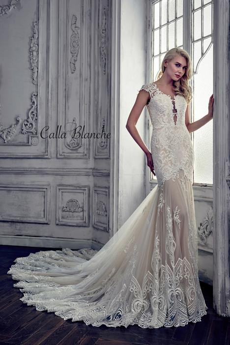 17112 Wedding                                          dress by Calla Blanche
